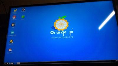 OrangePIRaspbian